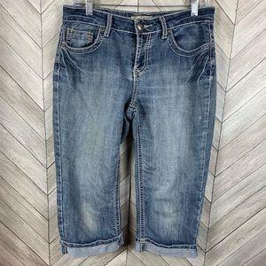 Earl Capri jeans